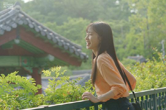 박은빈 스틸, 사랑스러운 매력의 인간 비타민